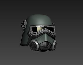 Mud Trooper Cosplay Helmet 3D print model