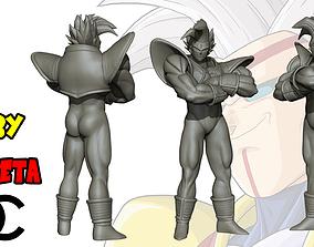 Baby Vegeta - Dragon Ball 3D print model