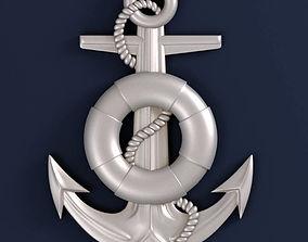 3D print model Sea anchor