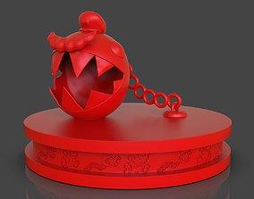 3D printable model Mario Chomp from Super Mario Odyssey 1