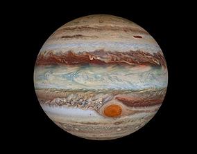3D model Jupiter Realistic