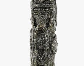 3D model Celtic Idol 03