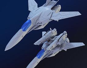 3D VF-1SOL
