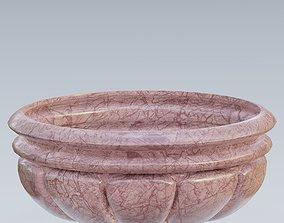 3D model Garden urn planter20