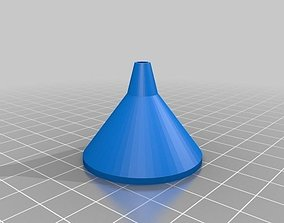 ZickFunnel 40 2 10 20 5 10 400 3D printable model