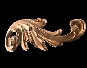 3D model Molding ornament
