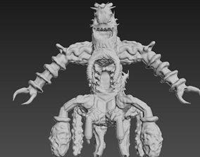 fi 3D print model Monster