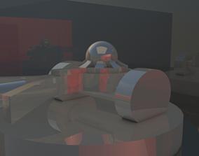 3D model Cars Box