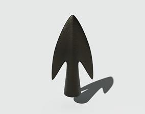 Arrow Head 3D model