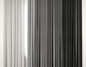 3D model Curtain 85