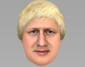 3D model Boris Johnson