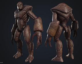 3D model Crustacean creature