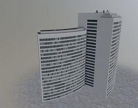 3D asset Hamburg Euler Hermes