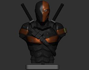 3D print model Deathstroke Bust