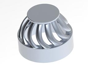 3D printable model Roof Air Ventilator