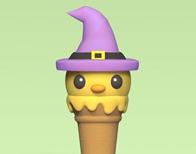 3D print model Chick Ice Cream
