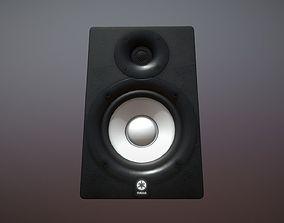 3D model Studio Monitor Speaker