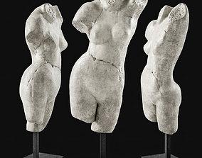 Sculpture of Venus 3D