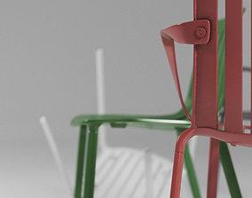 Chair Plato 3D Model