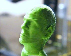 MR SPOCK RING 3D printable model