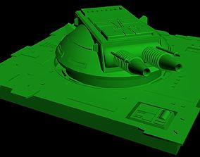 Borsell ISD1 Ion canon 3D model