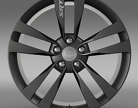 Chrysler 300 SRT8 Satin Vapor rim 3D