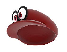 3D print model Cappy Super Mario Odyssey