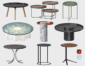 Table Set 3D furniture
