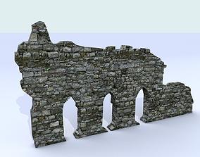 Ruins 3D asset