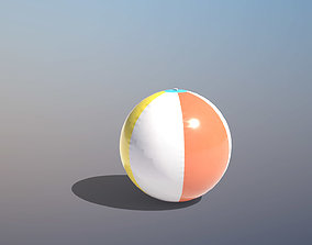 3D asset Beach Ball
