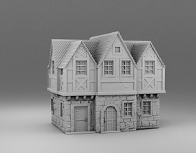 Vikings house 3D print model
