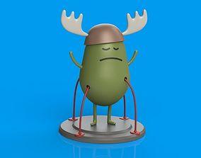Dumb Ways to Die Character 1 3D printable model
