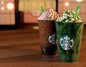 Starbucks 3D