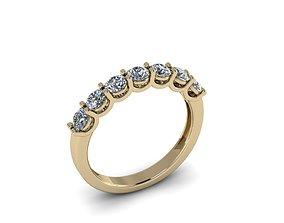 Diamond Jewelry Ring 3D print model diamond-ring ring