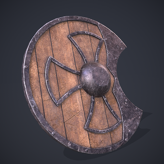 Medeival_Warriors_LARP_Shield