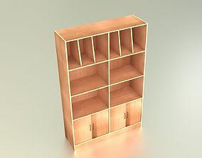 3D print model Bookcase