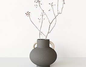 3D Vase Branch