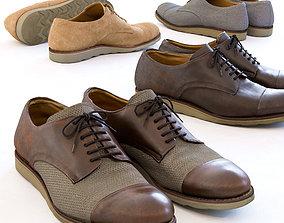Work Shoes - Blucher 3D model
