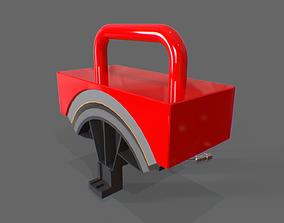 3D asset Mug Press Clamp