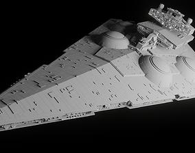 Interdictor-class Star Destroyer 3D model