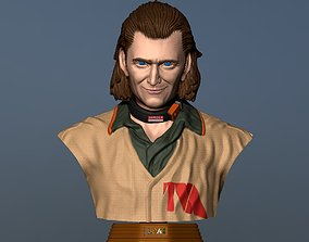 3D printable model TVA Loki Bust - DisneyPlus Version