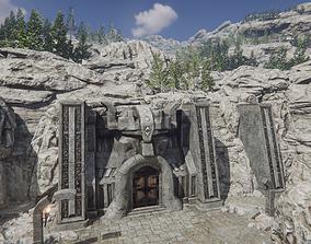3D asset Dwarven Expedition Pack