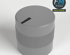 3D model Small knob