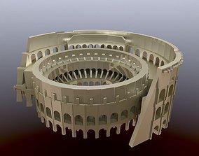 Statuette - Colosseum 3d print model