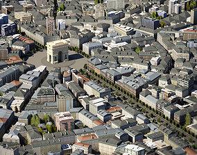Arc De Triomphe Paris 3D model