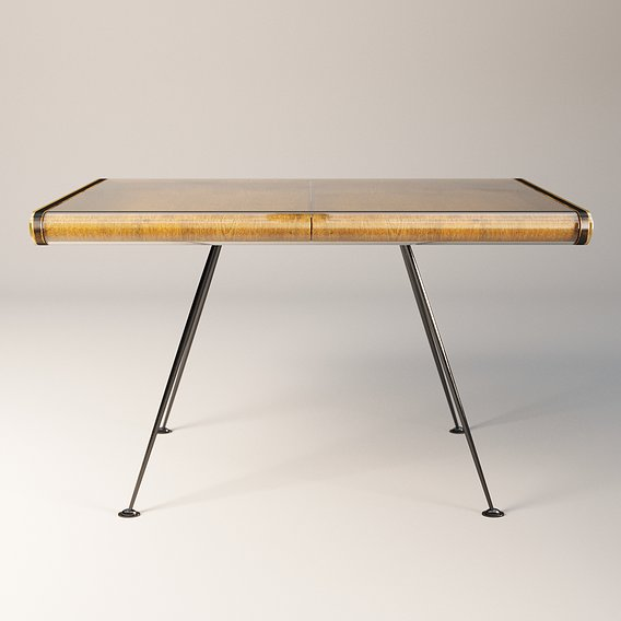 Сoncept of writing table or console