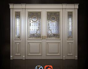 3D doors classic 002