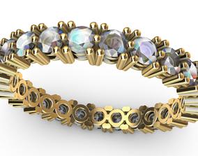 Eternity Ring del 3D print model