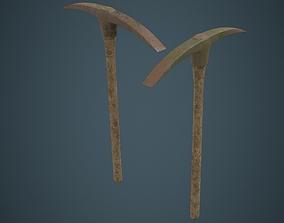Pickaxe 2C 3D model