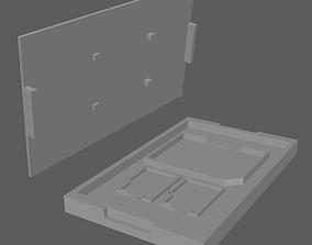 3D print model SDCard box